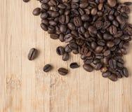 textur för härlig kokkonst för kaffe för bakgrundsbönor släkt Arkivfoto