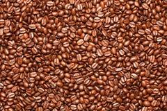 textur för härlig kokkonst för kaffe för bakgrundsbönor släkt arkivbild