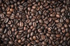 textur för kaffe för bakgrundsbrownclose upp Arkivfoto