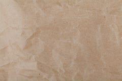 Textur för Kraft papper för dig bakgrund royaltyfria foton