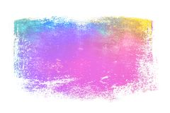 Textur för lutningfärgpapper royaltyfri bild