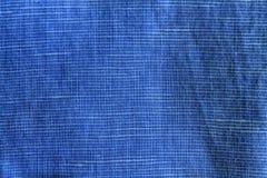 Textur för marinpionnärbild, linnebakgrund, linyttersidanivå, tygprovkarta Arkivbilder