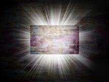 textur för metall för affärskort rostig Royaltyfri Fotografi
