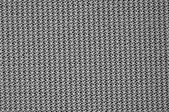 Textur för mikrofiber för makro nylon vävd materiell för bakgrund Royaltyfri Fotografi