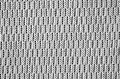 Textur för mikrofiber för makro nylon vävd materiell för bakgrund royaltyfri bild