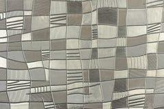 Textur för modellexponeringsglas. Arkivfoto