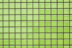 Textur för mosaisk tegelplatta Fotografering för Bildbyråer