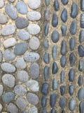 textur för mossrocksten Arkivfoton