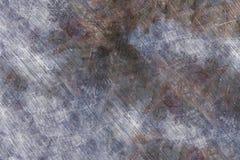 Textur för pansarbilar: stål metallyttersida med skrapor Härlig textur för militära diagram fotografering för bildbyråer
