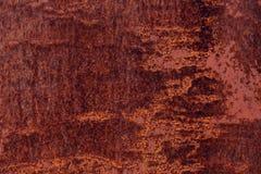 textur för platta för bakgrundsjärnmetall rostig surface Arkivfoto