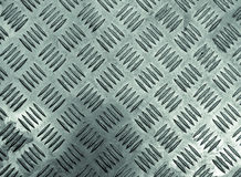 textur för platta för grungemetallmodell Royaltyfri Foto
