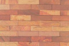 Textur för röd tegelsten Royaltyfri Bild