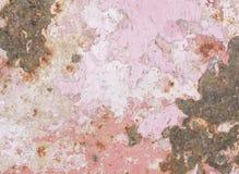 textur för rost för rest för djupare fokus för stång vänster Royaltyfri Bild