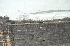 textur för rost för rest för djupare fokus för stång vänster Royaltyfri Foto