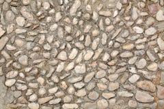textur för solljus för sten för asfaltbakgrundsväg passande Arkivfoto