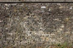Textur 3 för stentegelstenvägg Arkivbild