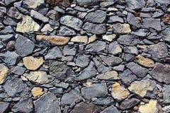 Textur för stenvägg Arkivfoton