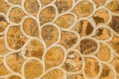 Textur för stenvägg Royaltyfri Fotografi