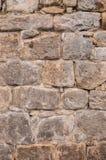 Textur för stenvägg Royaltyfria Bilder