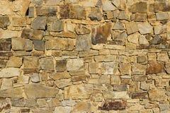Textur för stenvägg Fotografering för Bildbyråer