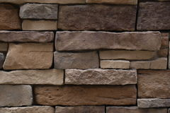 Textur för stenvägg Arkivfoto