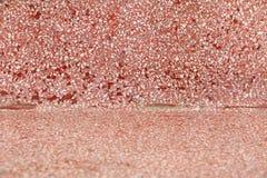 Textur för stenväggen, Terrazzogolv, marmorerar bakgrund för röd färg Arkivbild