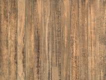 textur för tabell för brunt för bästa sikt wood Abstrakt bakgrund, tom te Royaltyfria Foton