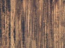 textur för tabell för brunt för bästa sikt wood Abstrakt bakgrund, tom te Fotografering för Bildbyråer