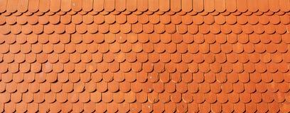 Textur för taktegelplatta Royaltyfri Foto
