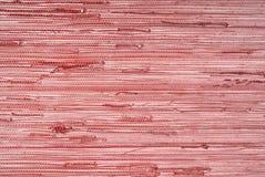 Textur för tapetgrästorkduk Arkivfoto