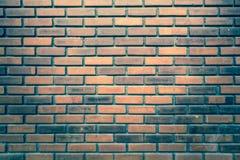 Textur för tegelstenvägg eller bakgrund för tegelstenvägg tegelstenväggen för inre yttre garnering och industriell konstruktion p arkivfoton