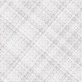 Textur för textil för vektor abstrakt väva vit Arkivbilder