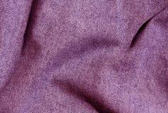 Textur för torkduk för rosa färgfärggrov bomullstvill Royaltyfria Bilder