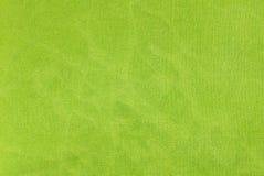 textur för tyg för organza för limefruktgräsplan Royaltyfria Foton