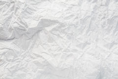 Textur för vanligt papper för närbild vit Royaltyfria Bilder