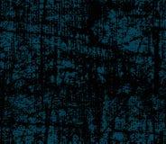 Textur för vektorsvartblått av gammal vägggrunge Royaltyfri Foto