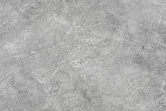 Textur för yttersida för väggrengöringcement av betong, konkret bakgrundtapet för grå färger arkivbilder