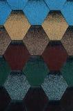 textur från taket Arkivbilder