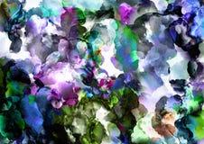 Textur för marmorstenbakgrund, abstrakt fläckig grungebackgro Arkivfoton
