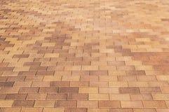 Textur för vägtrottoar Royaltyfri Bild