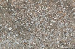 Textur - grus krossad sten Arkivbild