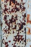 Textur knäckt målarfärg Royaltyfri Bild