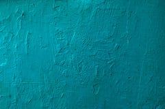 Textur målad betongvägg Royaltyfria Bilder