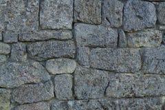 textur masonry Fragment av den forntida väggen royaltyfri foto