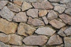 textur masonry Fragment av den forntida väggen royaltyfri fotografi