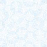 Textur med abstrakta cirkelbeståndsdelar Royaltyfria Foton