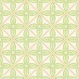 Textur med gröna blad Fotografering för Bildbyråer