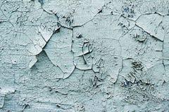 Textur med sprucken målarfärg Royaltyfria Foton