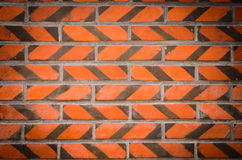 Textur och bakgrund för tegelstenvägg Royaltyfria Foton
