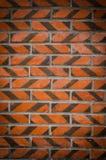 Textur och bakgrund för tegelstenvägg Arkivfoton